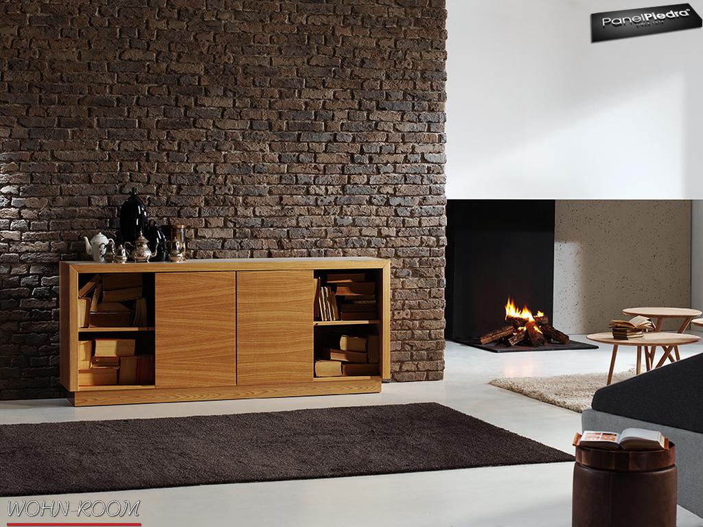 wandverkleidung_ziegel_loft_marron_brick_ladrillo_mauerstein_klinker_panelpiedra_wohn-room